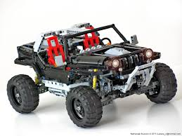 jeep hurricane lego technic jeeps and offroad