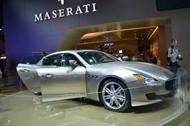 maserati velvet maserati launches quattroporte zegna limited edition