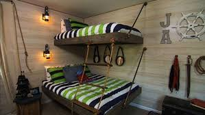 cool and unusual kids bed designs