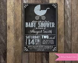 baby shower chalkboard baby shower invitation chalkboard baby shower chalkboard