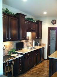how to clean black laminate kitchen cabinets this pleasant prairie wisconsin home interior features