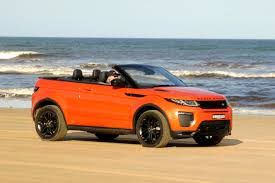 land rover convertible 2017 range rover evoque convertible quick review