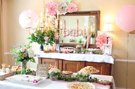 we heart parties blog a floral baby shower