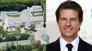 tom cruise mansion tom cruise sells beverly hills mansion the indian express