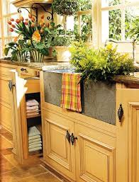 Stripping Kitchen Cabinets Best 25 Yellow Kitchen Cabinets Ideas On Pinterest Colored