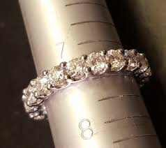 sizing rings prices images How much does it cost to size my eternity band ring jpg
