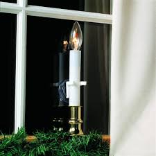 holiday window candle lights amazon com adams christmas 1550 99 1040 window candle cls 4