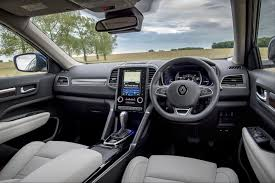 renault koleos 2017 engine on the road renault koleos in depth road test review