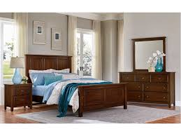 vaughan bassett furniture company artisan u0026 post loft bedroom set