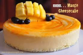 Kek Mango cake recipes archives recipes r simple