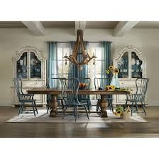 hooker dining room furniture hooker furniture sanctuary brighton 9 piece dining set with sky