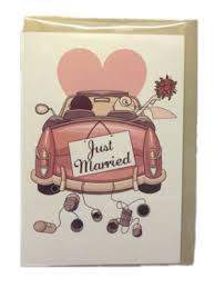 just married cards card just married partynutters uk