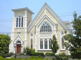 First Baptist Church Union City Home by Njtownguide Com Cape May County Nj Historic Places