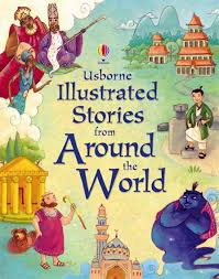illustrated stories from around the world andranik publishing house