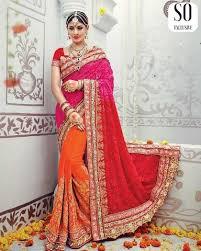 sari mariage sari mariage orange dahlia dresses saris