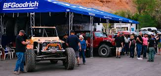 moab jeep safari 2017 bfgoodrich garage