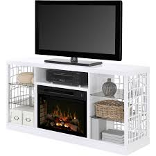 dimplex charlotte media console electric fireplace sylvane
