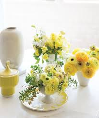 easy table centerpieces for spring real simple