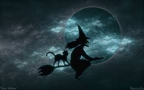 4k halloween wallpaper witch backgrounds and wallpapers wallpapersafari