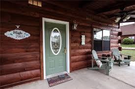 Log Cabin Interior Doors High Point Log Cabin