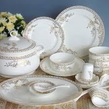 wedding china 56 high grade bone china tableware set bowl in jingdezhen wedding