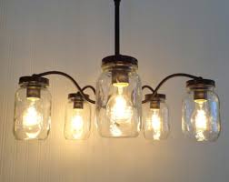 diy mason jar light with iron pipe lighting exciting mason jar pendant light fixtures diy kitchen amp