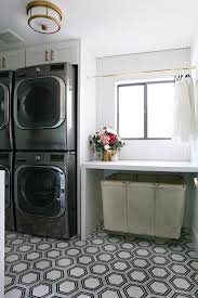 modern ranch reno laundry room part 4 the backsplash classy clutter