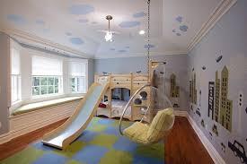 schöne kinderzimmer kinderzimmer mit hochbett und rutsche 50 fotos archzine net