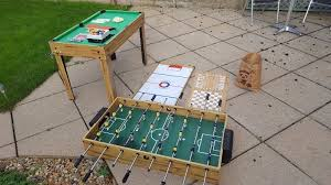 20 in 1 game table mightymast 20 in 1 games table with table football fussball