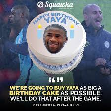 happy 34th birthday yaya toure u0027s scored 61 goals man