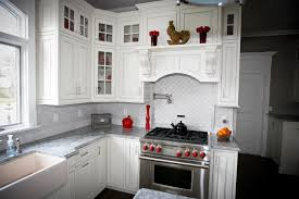 red white designer kitchen holmdel new jersey by design line