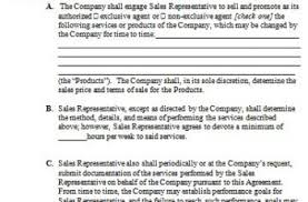 sales contract template for home template docs form