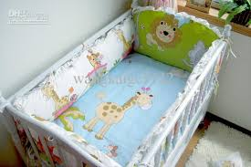 Baby Cot Bedding Sets Baby Crib Bumper Sets Baby And Nursery Furnitures