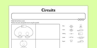 ks2 science electricity resources circuits page 1