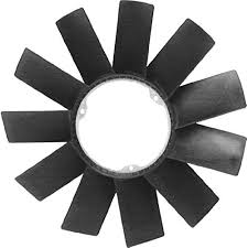 Rv Bathroom Fan Blade Replacement Fan Blade Amazon Com