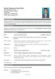 professional resume format for mca freshers pdf creator how to make resume for freshers megakravmaga com