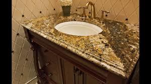Bathroom Vanity Countertop Granite Bathroom Vanity Countertops