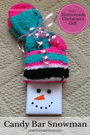 25 fun christmas gifts for friends and neighbors snowman