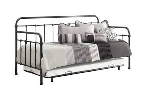 bedroom metal daybed iron day bed white metal daybed with pop