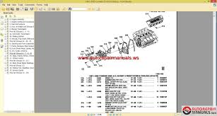 chevrolet corvette c5 5 7l 1997 2002 parts manual auto repair