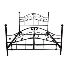 queen metal bed frame full size of bed framesbed frames at