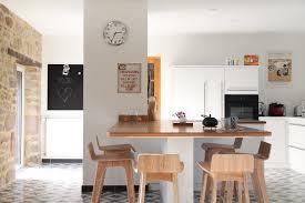 creer une cuisine bien creer un bar dans une cuisine 5 r233novation la cuisine
