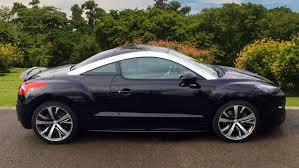 peugeot coupe rcz buy online peugeot rcz 1 6 thp 200 gt line 2dr petrol coupe for