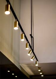 Led Track Lighting Kitchen Beautiful Track Lighting Hanging Pendants 38 About Remodel