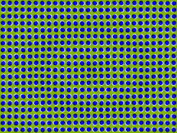12 optical illusions that show how colour can trick the eye the