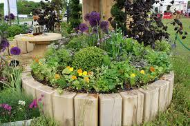 diy flower bed home design ideas