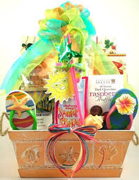 florida gift baskets 25 best tropical gift baskets images on summer gift