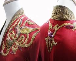 the dressmaker u0027s muse cersei lannister u0027s red dress