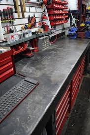 Work Table With Stainless Steel Top 49 by Best 25 Metal Work Bench Ideas On Pinterest Metal Garage