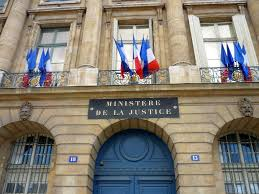 Paris Flag French Flag On Ministry Of Justice French Moments French Moments